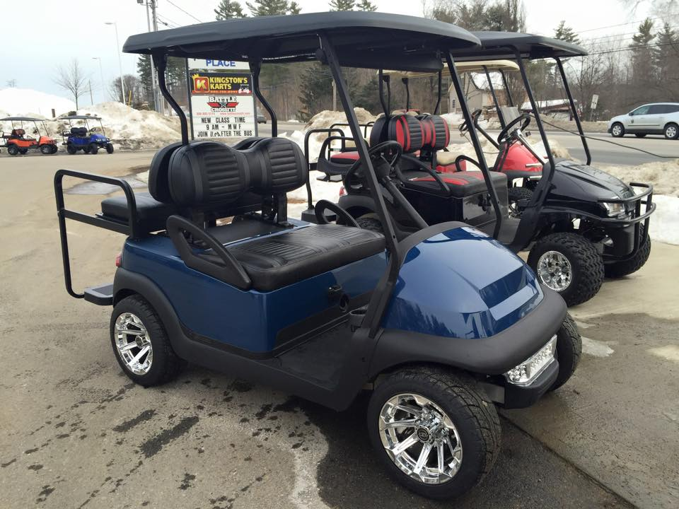 Kingston Gas Prices >> Dave Kingston's Karts-American Landmaster UTV, Customized ...