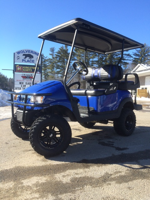 Club Car Phantom GAS $4999 SOLD!