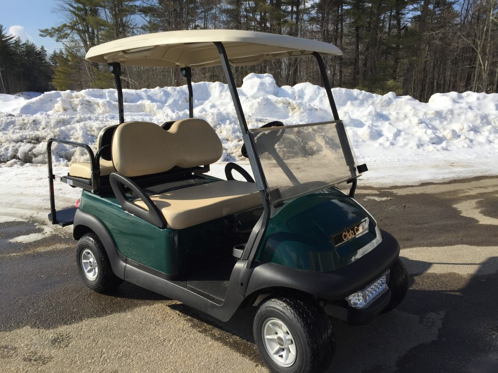 2014 Club Car Precedent $5500 Factory Warranty
