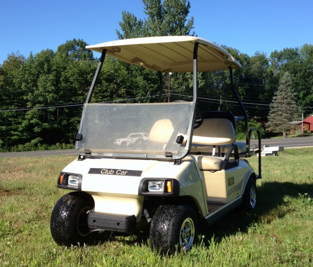 Club Car DS Electric 4 pass from $2999