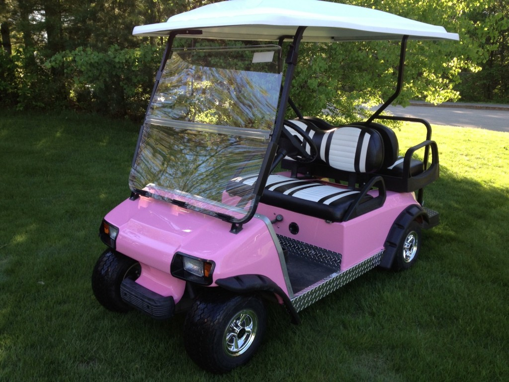 Customized Club Car DS from $4999