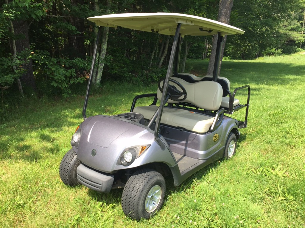 2011 Yamaha Drive – 4 Passenger Gas Golf Cart – $4499