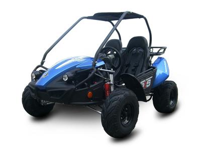 gts 150 blue