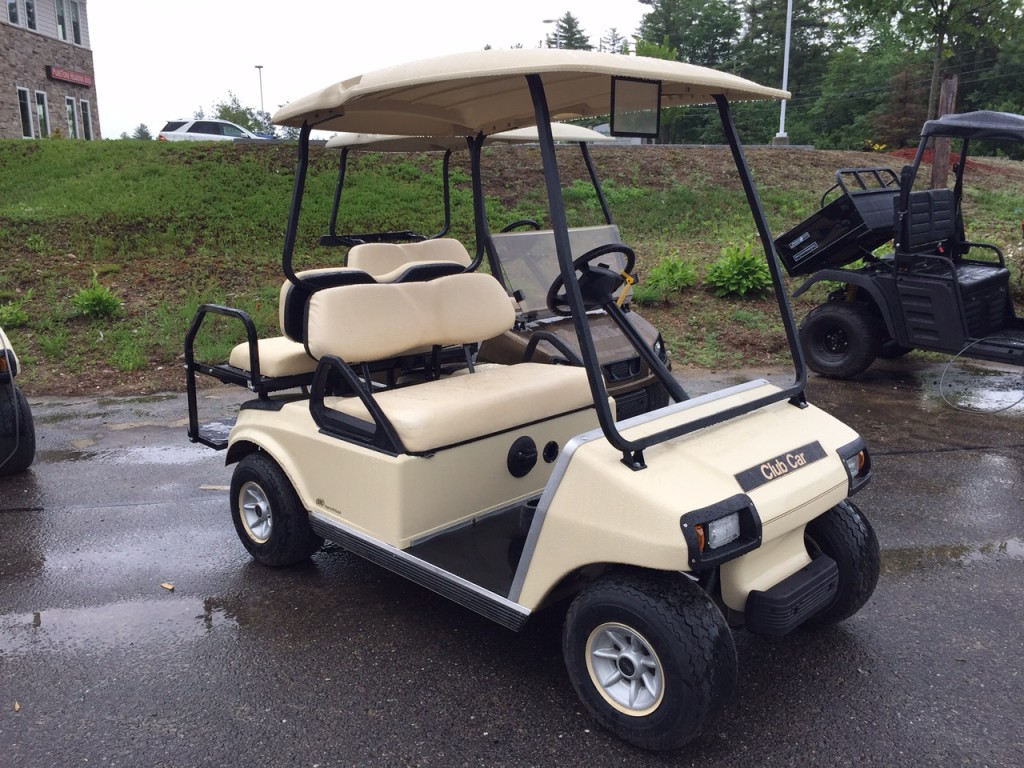 Clearance! Club Car DS electric $2799