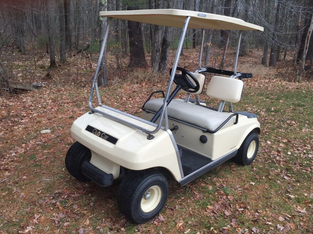1998 Club Car DS GAS cart $1999