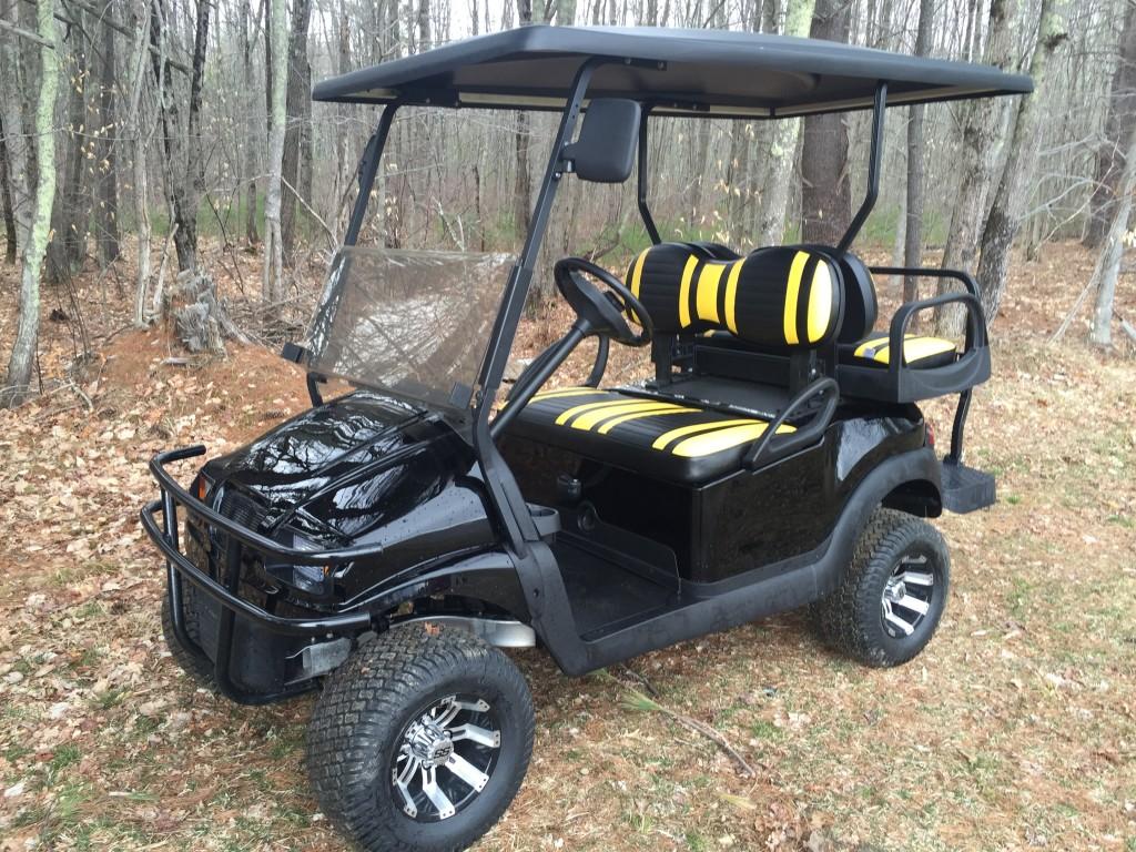 $5499 Electric Phantom 2014 batteries