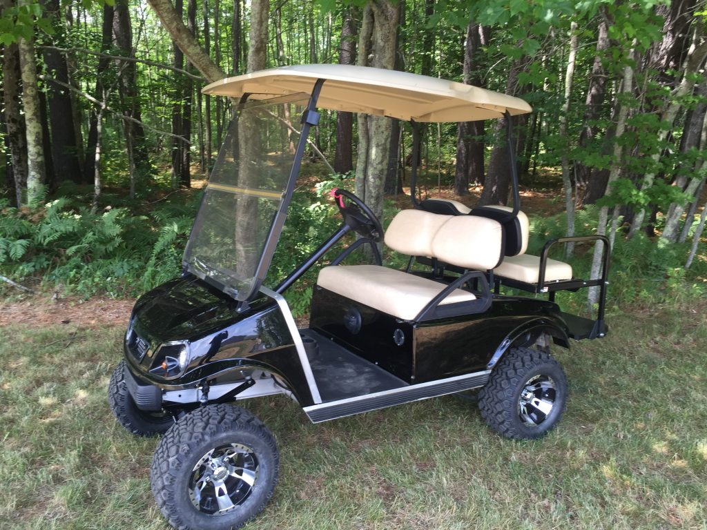 $4500 SPARTAN CUSTOM Club Car DS electric