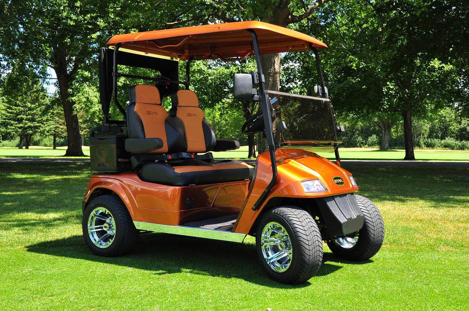 Yamaha Efi Golf Cart Review