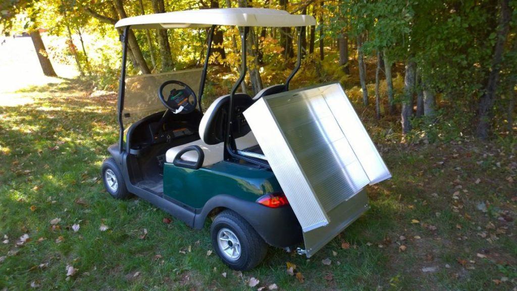 $3600 2013 Precedent Aluminum DUMP Box
