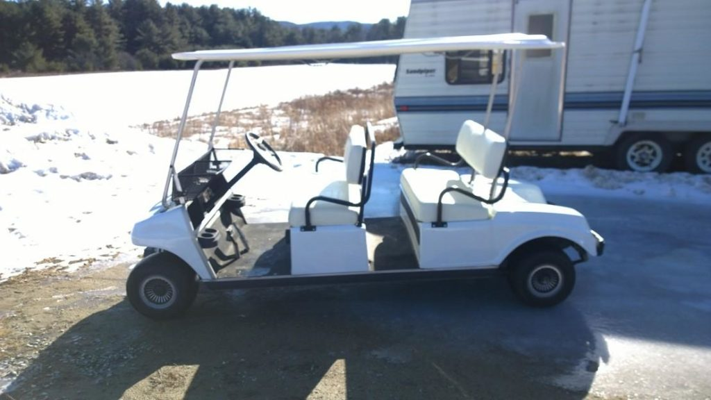 Club Car 4 pass LIMO GAS $2999