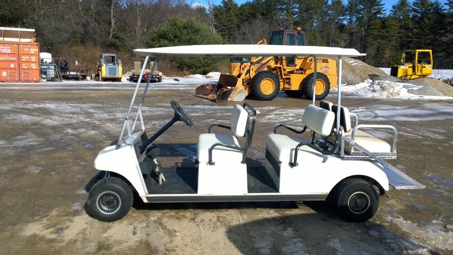 Club Car 6 pass LIMO GAS $4999