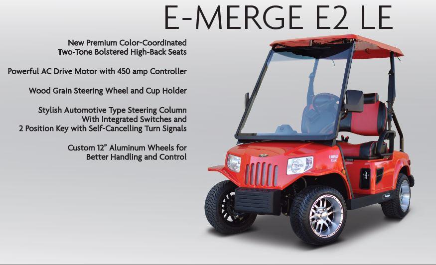 E-Merge E2-LE
