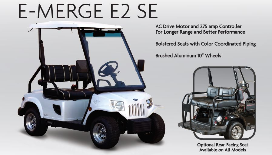 Tomberlin E-MERGE E2 SE LSV $7999