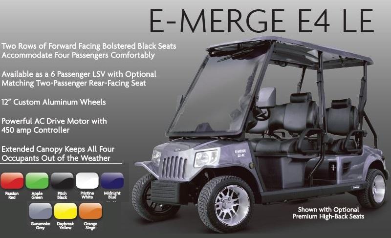 E-Merge E4-LE