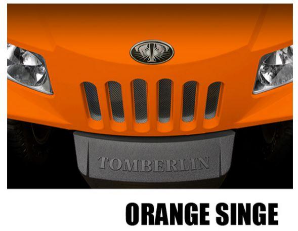 Orange Singe