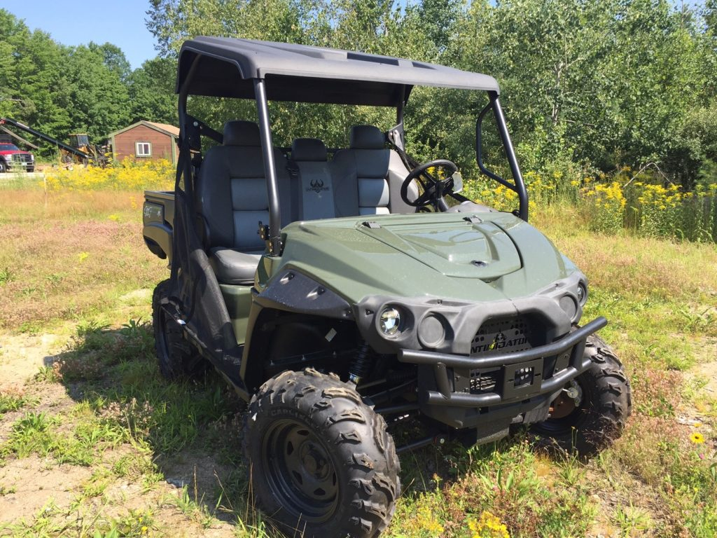 Intimidator UTV Green 750 base-1