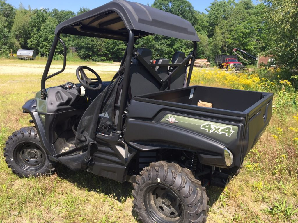 Intimidator UTV Green 750 base-5