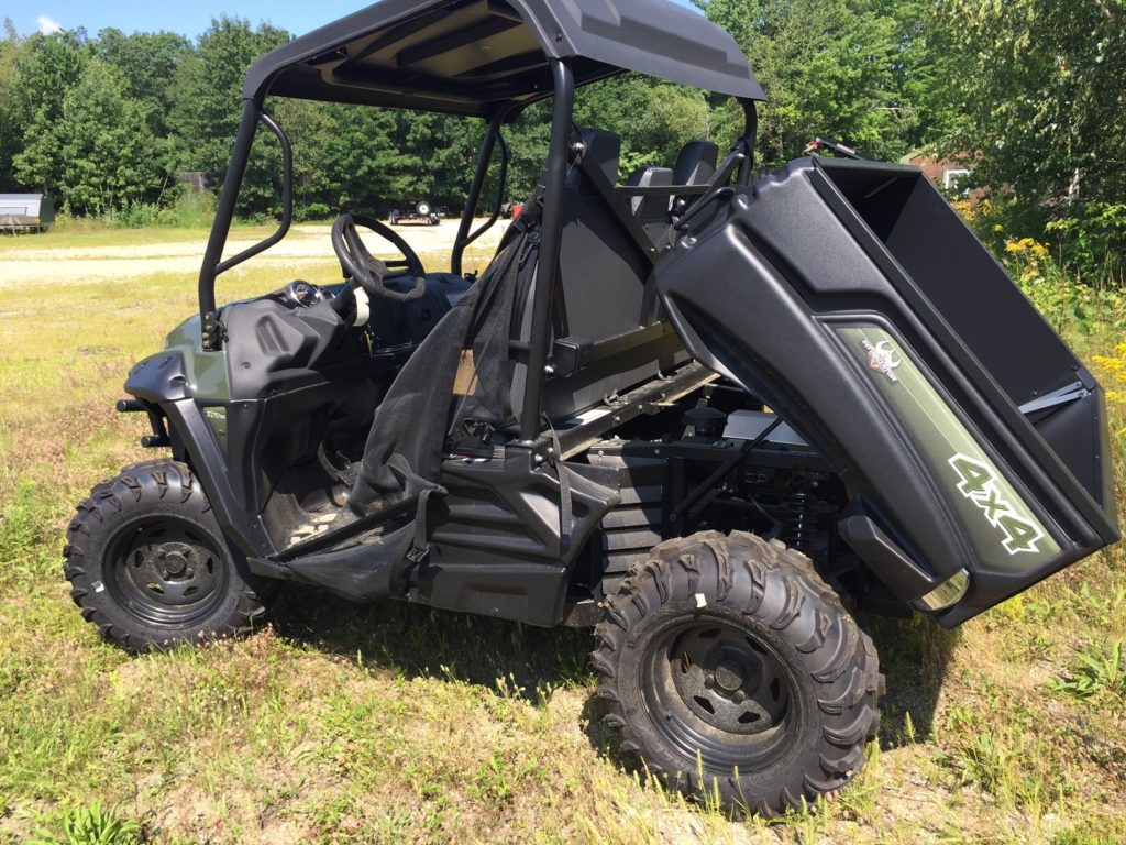 Intimidator UTV Green 750 base-7