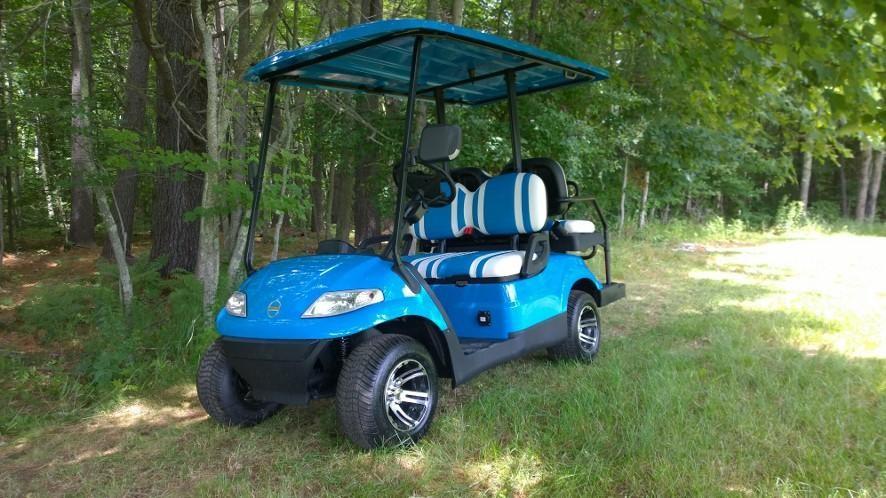 BLUE Advance EV Quick Shuttle $6999