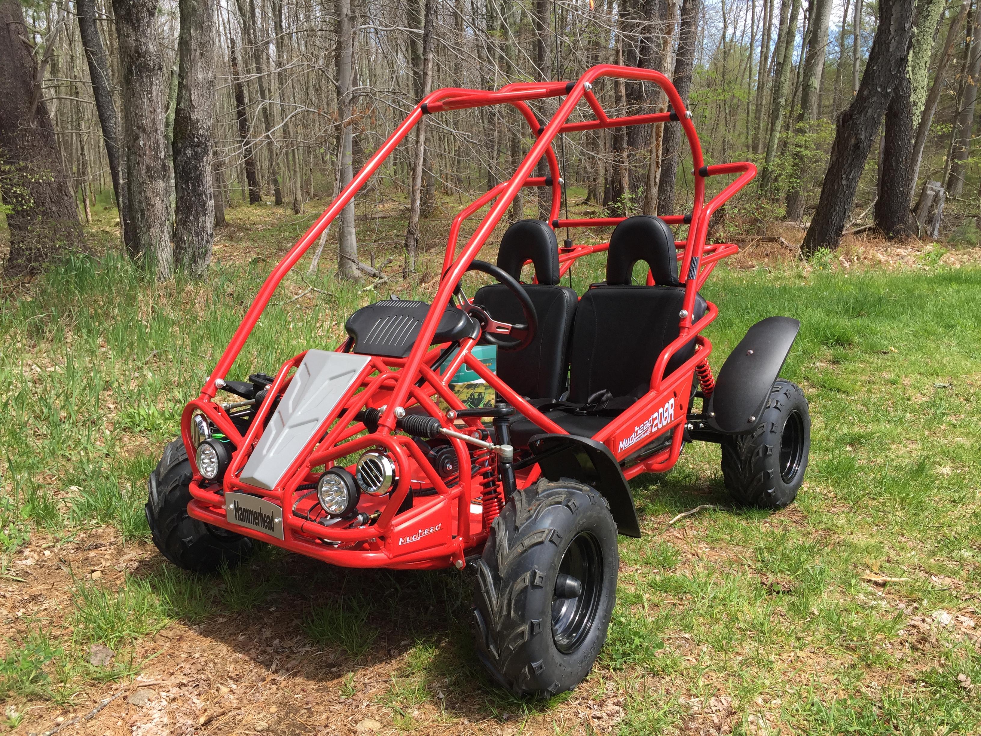 Dave Kingston\'s Karts-Dealer for American LandMaster UTVs-EPSOM NH ...