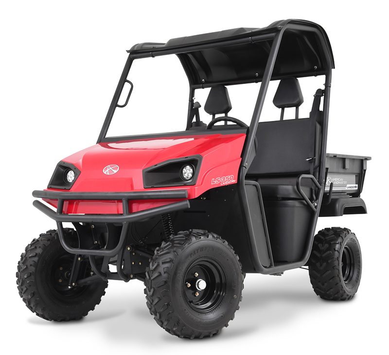 2018 American Land Master LandStar LS350 GAS POWERED / 2WD UTV $4,999.00